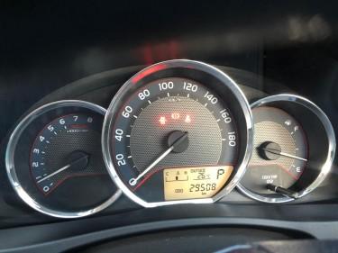 2013 Toyota Auris (Salsa Red) – $1,950,000 (SALE)