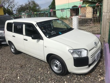 2015 Toyota Probox (New Shape) – $1,460,000 (SALE)