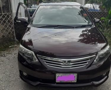 2012 Toyota Allion – 1,750,000 (SALE)