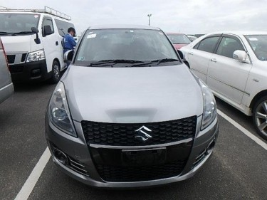 2014 Suzuki Swift Sport