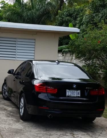 2014 BMW 320i Cars Kingston