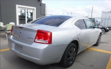 2010 DODGE CHARGER BASE 4D SEDAN