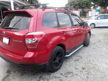 2013 Subaru Forrester