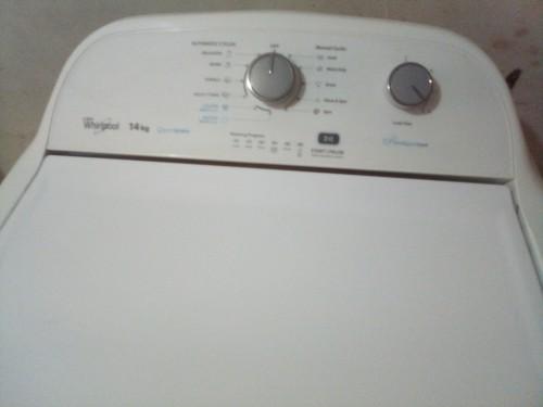 Brand New Whirlpool Washing Machine