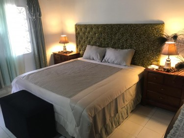 FULLY FURNISHED 2 BEDROOM 1 BATH HOUSE FOR RENT