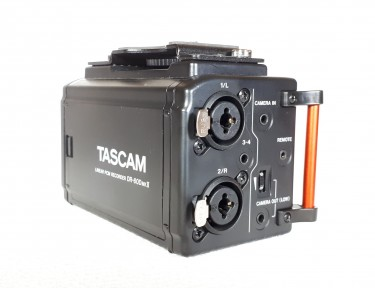 Tascam DR-60DmkII DSLR Audio Recorder