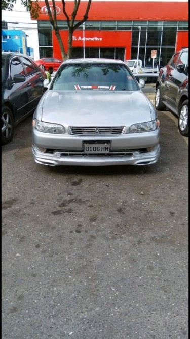 1996 Toyota Mark 2
