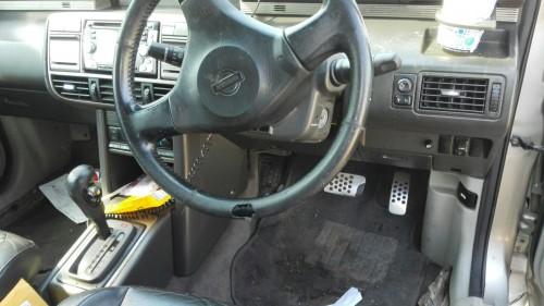 2002 NISSAN X-TRAIL GT VVL TURBO 300HP