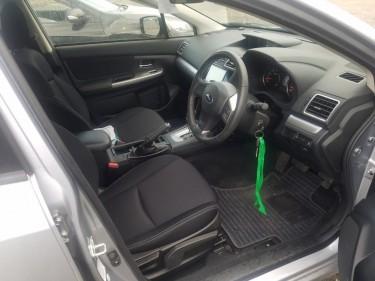 Subaru Impresza Hatchback 2016