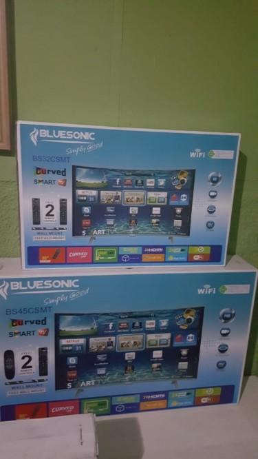 Beautiful Bluesonic Smart TV's For Sale