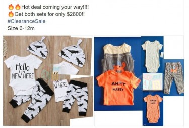 Baby Clothes @AmiracleBabyOnline