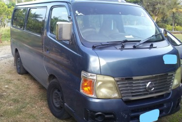 2009 Nissan Urvan (Owner Migrating)