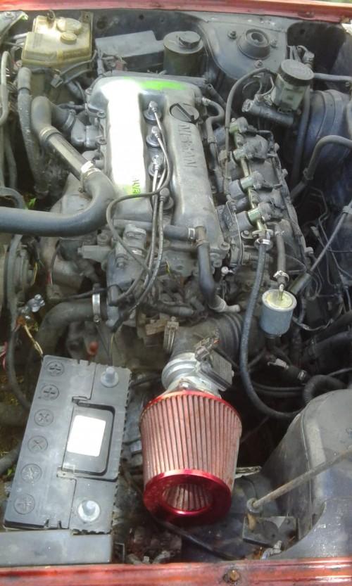 Nissan Bluebird Sss Sr18 Engine Model 1989