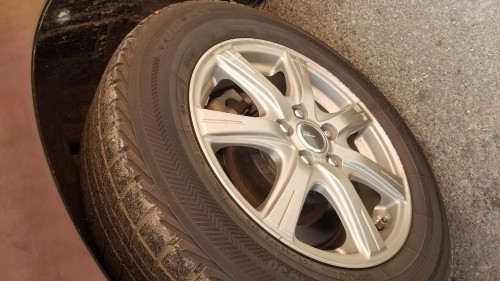 4 Metal Alloy 15 Inches 5 Lug Rims For Sale