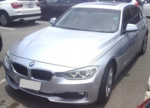 2015 BMW 320 I Like New! Cars Kingston