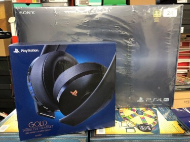 Sony Playstation 4 Pro 2tb 500 Million Edition