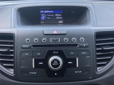 2016 CR-V 4D Sport Utility SE Gray FWD