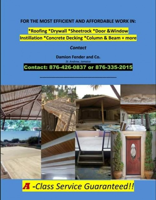 For The Most Competitive Prices In Drywall Ect