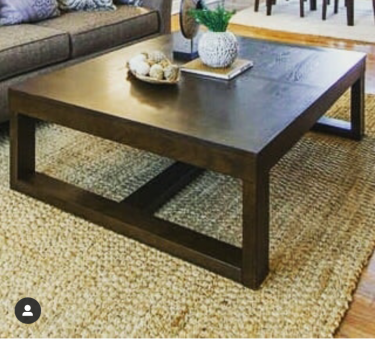 Custom Build Your Own Beautiful Coffee Table