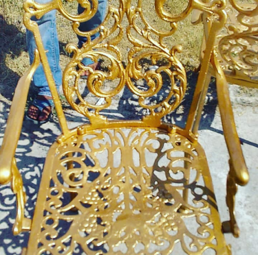 Beautiful Patio Chairs For Sale