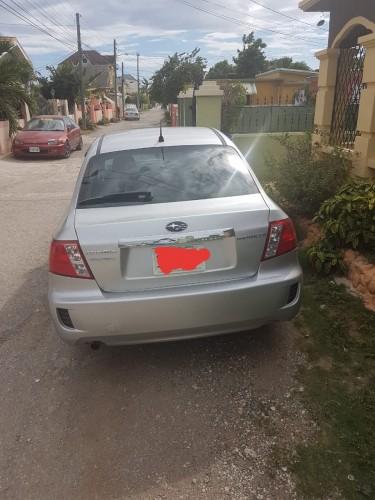 2012 Subaru Anesis