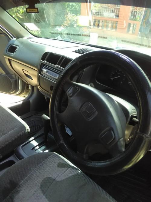 1997 Honda Civic Ek