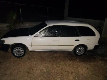 1998 Corolla Wagon