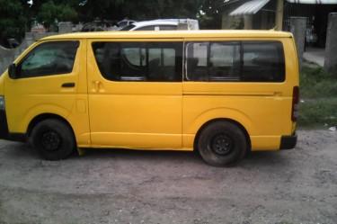 2011 Toyota Sponge Bob