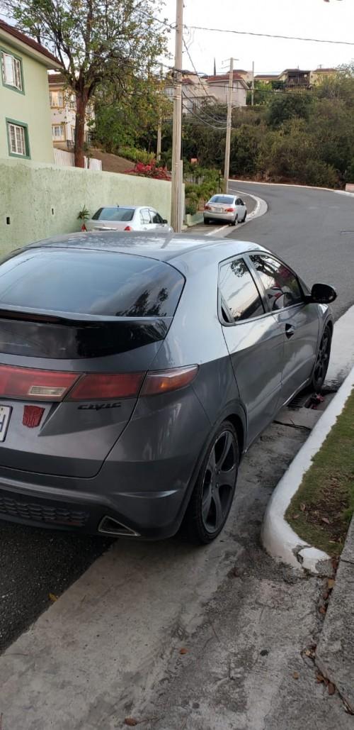 Honda Civic Hactch Back
