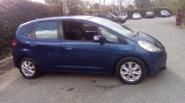 2012 Honda Fit/jazz