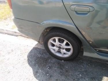 2004 Toyota Yaris