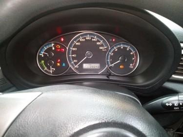 Subaru Motor Car Need Body Work