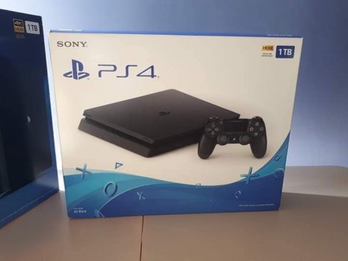 Brand New Ps4 Slim 1tb
