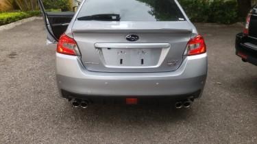 2015 Subaru Impreza WRX S4