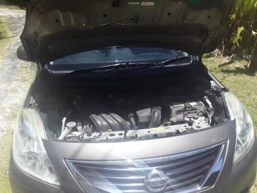 2014 Nissan Latio