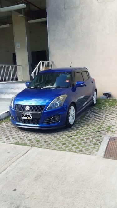 2011 Suzuki Swift Sport