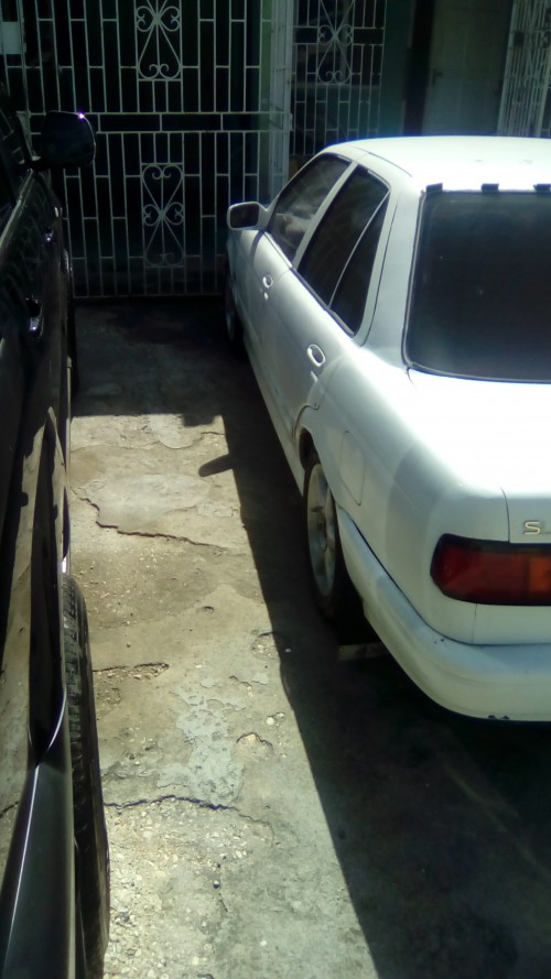 Nissan Sunny B13 1990