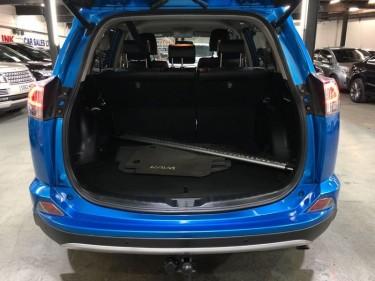 Toyota RAV4 2.0 V-matic Excel M 2016