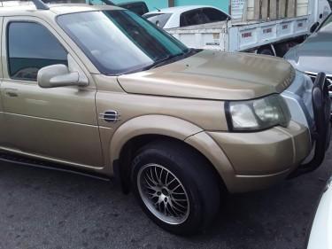 2005 Land Rover Free Lander