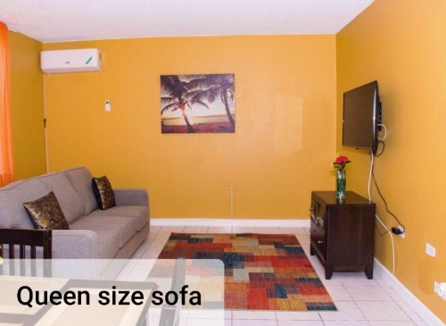 Fully Furnished 1 Bedroom Resort Apartment