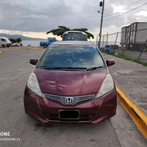 2012 Honda Fit 10th Anniversary Edition
