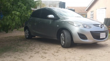 2012 Mazda Demio Sky Activ