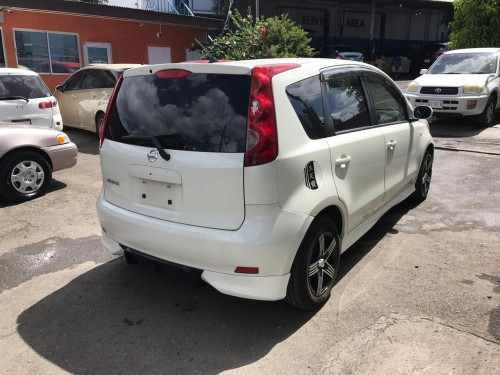 2011 NISSAN NOTE LIKE NEW