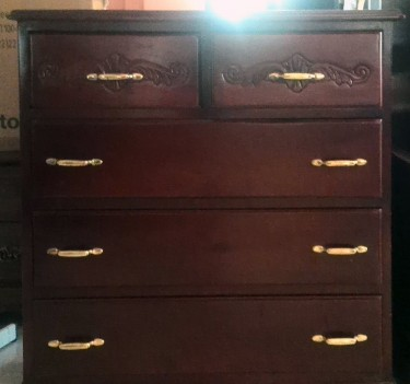 5 Piece Chest Of Drawer