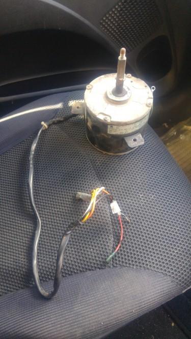 A/C Fan Motor