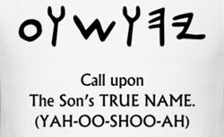 Jesus/Jahushua Spirituality And Prosperity Club