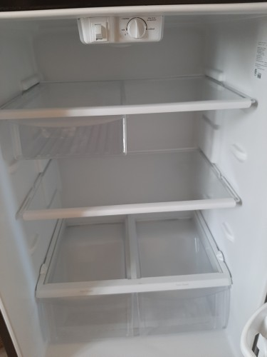 Frigidaire Washing Machine & Fridge