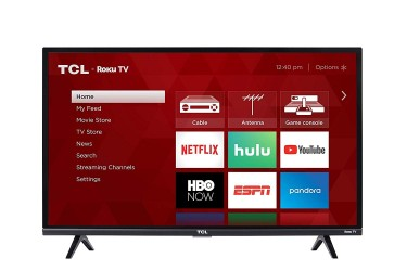 Brand New TCL 32-Inch 1080p Roku Smart LED TV