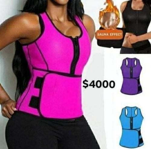 Waist Trainers Sweat Vest