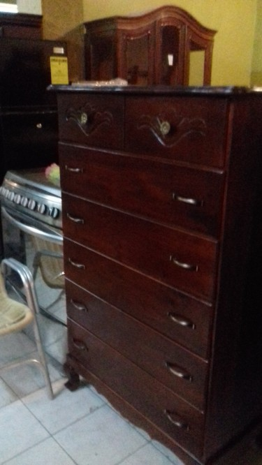 Beautiful Solid Wood Chest Of Drawers For Sale
